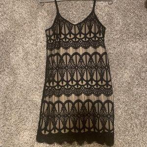 Never worn Black Lace Dress